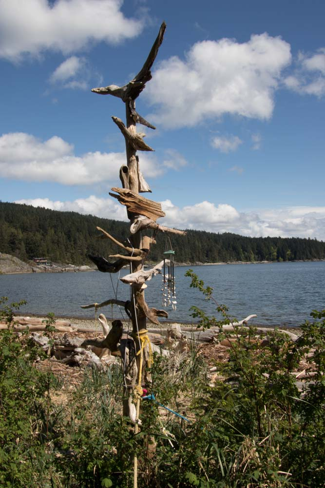 Neat wind chime