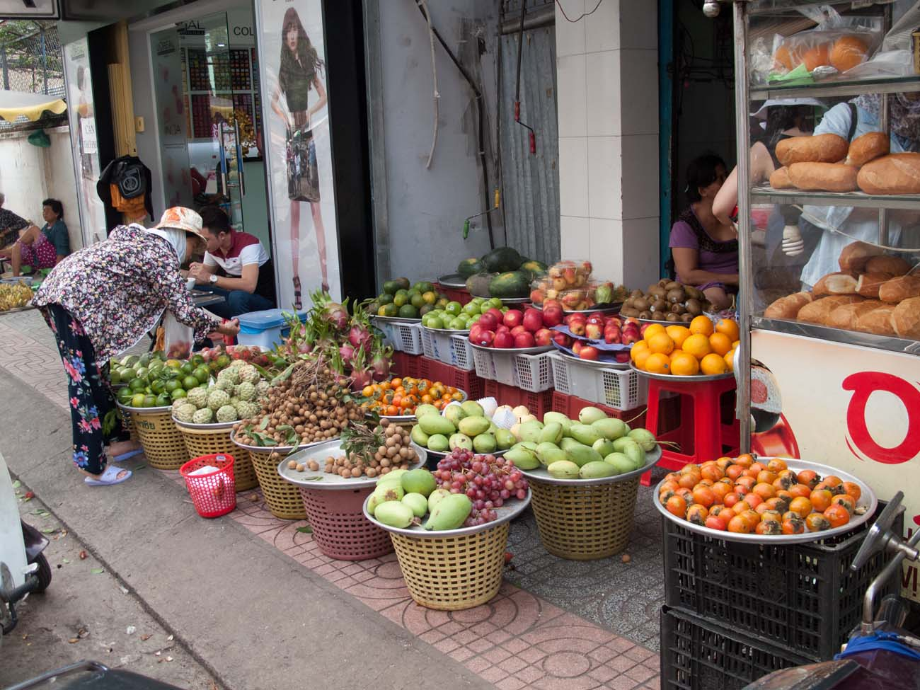 Fruit Vendors