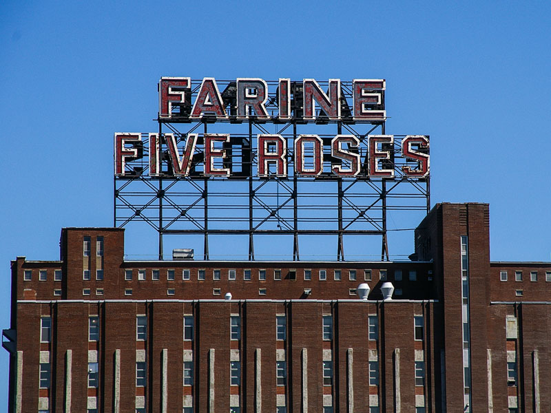 Five Roses Factory