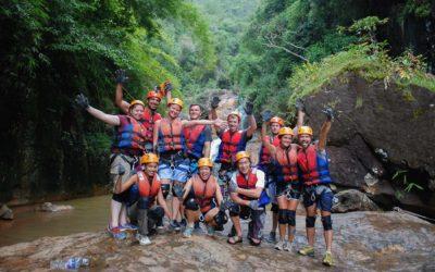Adventure Canyoning, Dalat