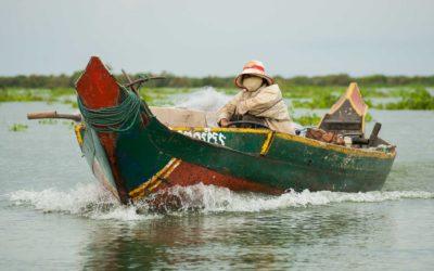 Tonlé Sap, Cambodia