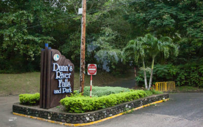Dunns River Falls – Jamaica