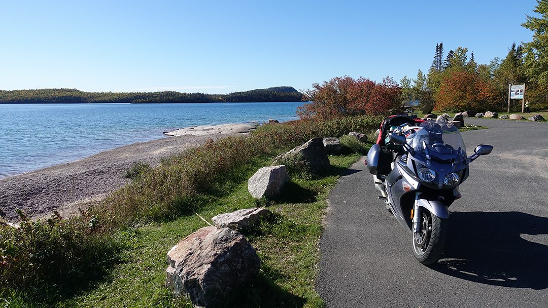Motorcycle Tour 2017 Chapter Four – On The Move
