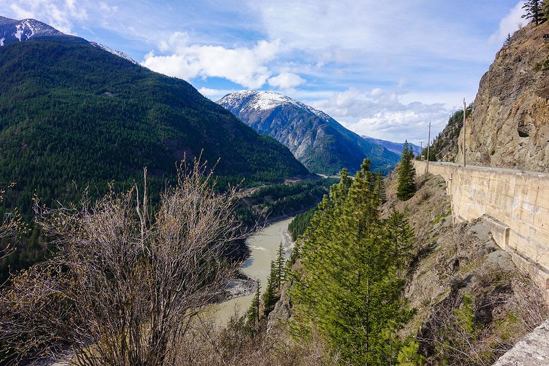 Fraser Canyon - Explore Jasper