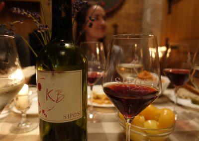 Sipos Borhaz Winery - Hungary
