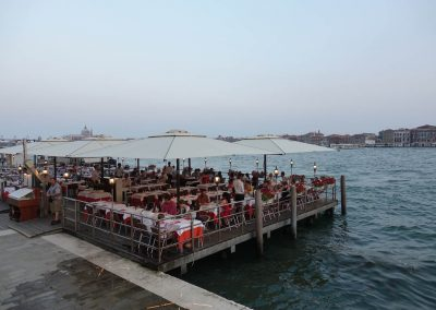 Venice, Italy Outdoor cafes
